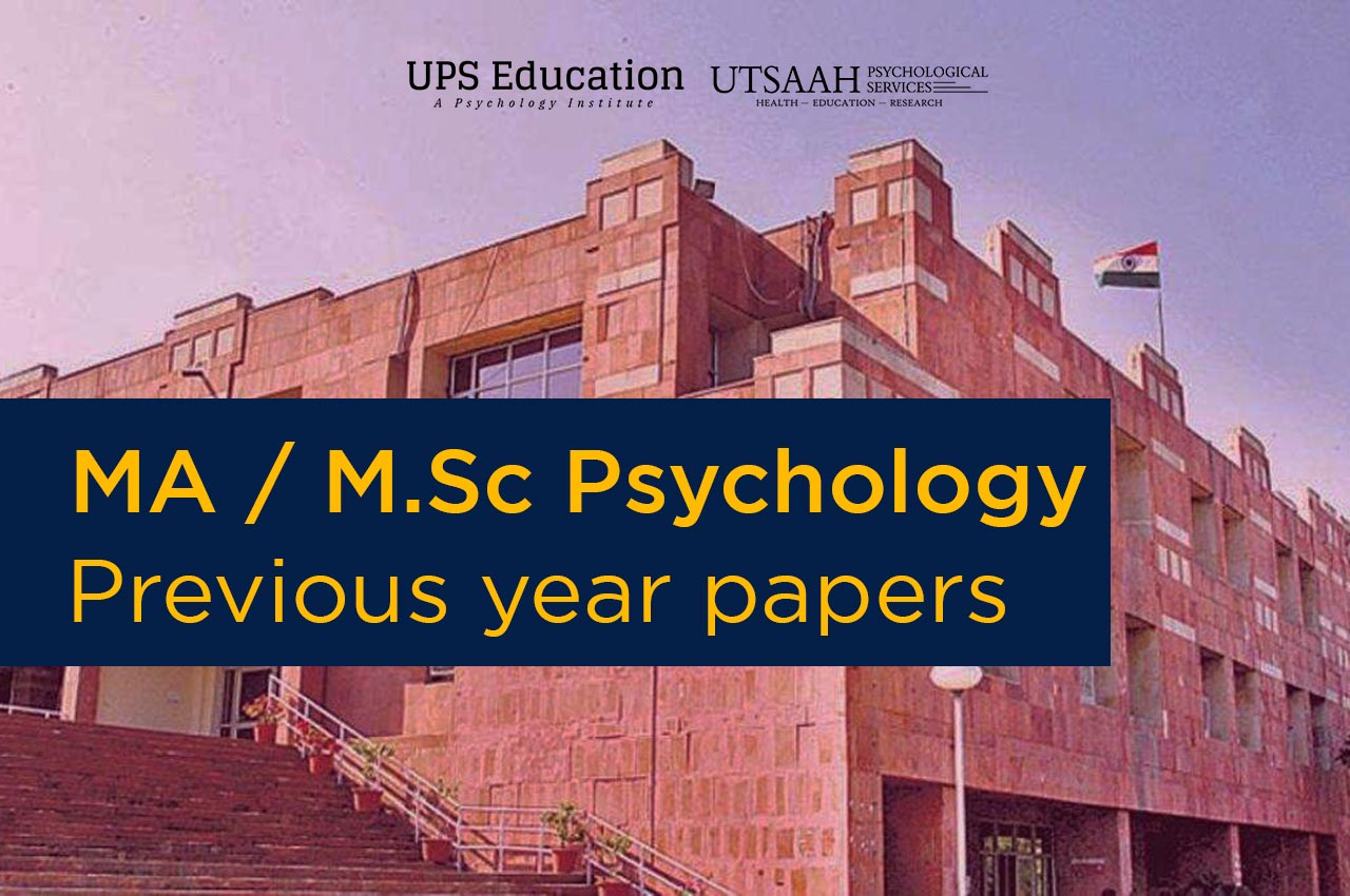ma psychology previous year papers