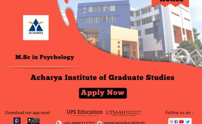MSc in Psychology