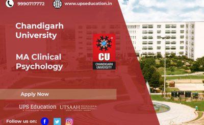 Chandigarh University MA in Psychology