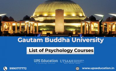 GBU list of Psychology Course